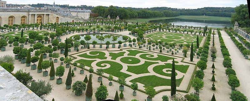 Le chateau de versailles et ses jardins ecole de - Jardin du chateau de versailles gratuit ...